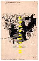 Delannoy  Les Hommes Du Jour  Général Piquart - Altre Illustrazioni