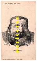 Delannoy  Les Hommes Du Jour  Jean Jaures - Altre Illustrazioni