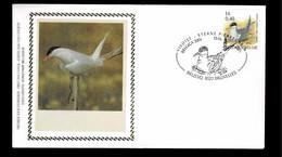 FDC Zijde : Nr 3011 :  Stempel: Brussel 1020 Bruxelles - 2001-10