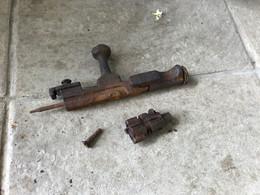 D'origine Française/Pour Le Fusils Lebel/Action - Sammlerwaffen