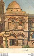 JUDA�?CA ISRAËL PALESTINE. Jerusalem Saint Sépulcre 1906 - Israele