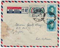 Iran  // Lettre Pour Saigon - Iran
