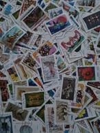 PROMO Lot De 2000 Timbres France 2020/2021 Par Mutiple Avec Paysage Et Empreintes - Used Stamps
