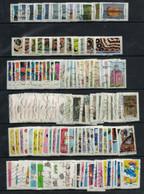 Lot 10 Séries Différentes 2020 - Used Stamps