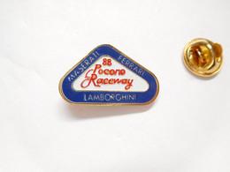 Beau Pin's Pins , Auto Ferrari , Maserati , Lamborghini , 88 Pocono Raceway - Ferrari