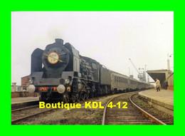 ACACF 380 - Train La Flèche D'Or - Loco 231 K 31 En Gare - CALAIS MARITIME - Pas De Calais 62 - SNCF - Calais