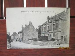 35 Erbree Le Bourg Route De Mondevert - Altri Comuni