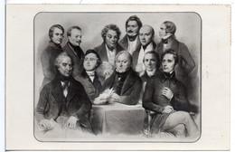 Les Membres Du Gouvernement Provisoire En 1848 -oblitérée à LE NEUBOURG (EURE - 27 ) En 1948 - Storia