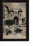 MONACO - Gare Du Funiculaire De La Turbie - 1937 - Otros