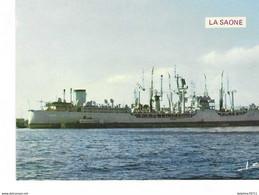 Le Saone-Ravitailleur D'Escadre - Warships