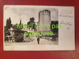 TURQUIE 005 Souvenir DE CONSTANTINOPLE Porte Des Sept Tours - Turkey