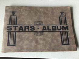 Album Stars Album Acteurs De Cinéma édité Par Le Nougat  Courcelles - Attori