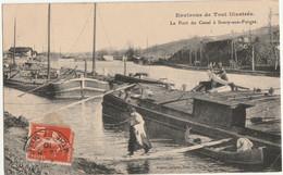 54 - TOUL - Port Du Canal à Sexey Aux Forges - Toul