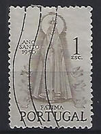 Portugal  1950  Holy Year  1 E  (o) Mi.749 - Used Stamps