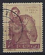 Portugal  1951  Fishing Congress  1.E  (o) Mi.761 - Used Stamps