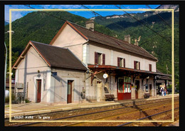 73  SAINT  AVRE  -  La  Gare ... - Otros Municipios