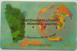 Dominica 10CDMH Telecommunications Of Dominica Ltd. - Dominica
