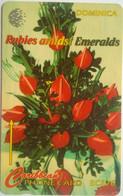 Dominica 138CDMB Ruby Amidst Emeralds - Dominica