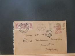 B5195 LETTRE  G.B. 1930    TAXE BELGE  1.40 F - Briefe U. Dokumente