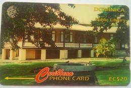 Dominica 119CDMC Public Library - Dominica