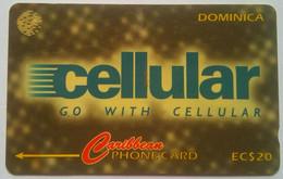 Dominica 173CDMA Cellular Service Launched In 1997 - Dominica