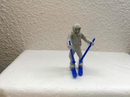 Kinder : K92 N106 - Polarforsher 1991 - Polarforsher Mit Ski Blau 3.7 - Inzetting