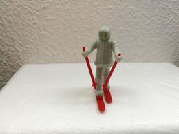 Kinder : K92 N106 - Polarforsher 1991 - Polarforsher Mit Ski Rot 3.2 - Inzetting