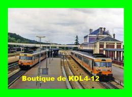 ACACF 390 - Turbotrain RTG En Gare - EVREUX - Eure - SNCF - Evreux
