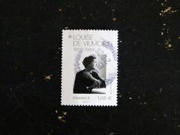 FRANCE YT 5299 OBLITERE - LOUISE DE VILMORIN - Used Stamps