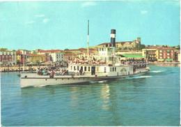 Italy:Garda Lake, Passenger Ship Italia - Steamers