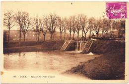 Agen - Ecluse Du Pont Canal - Agen