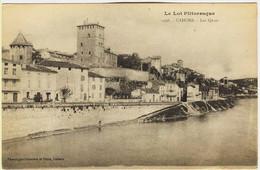 CPA 46 CAHORS Les Quais - Cahors