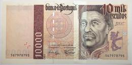 Portugal - 10000 Escudos - 1998 - PICK 191c.4 - NEUF - Portugal