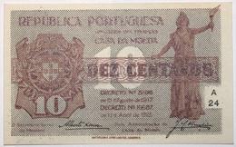 Portugal - 10 Centavos - 1925 - PICK 101 - NEUF - Portugal