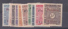 ⭐ Côte Des Somalis  Taxe N° 29 à 38**⭐ - Unused Stamps