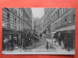 CPA (75) Tout Paris. Rue André Del Sarte.  (N.1687) - Arrondissement: 18