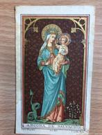 Ancora De Salvacion Litho St Augustin Brugge Bruges (steendruk?) - Images Religieuses