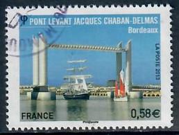 YT 4734  Bordeaux Pont Levant Cachet Rond - 2010-.. Matasellados