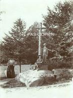GERARDMER Vers 1890 Xettes Champ De Tir 2 Photos 12 X 16,5 Cm VOSGES - Places