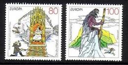 DEUTSCHLAND MI-NR. 1915-1916 POSTFRISCH(MINT) EUROPA 1997 SAGEN Und LEGENDEN - 1997