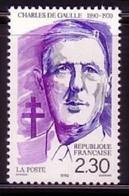 FRANKREICH MI-NR. 2759 POSTFRISCH(MINT) MITLÄUFER 1990 CHARLES DE GAULLE - Europese Gedachte