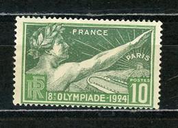 FRANCE : J.O. DE PARIS 1924 -   N°Yvert 183 * - Neufs
