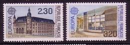 FRANKREICH MI-NR. 2770-2771 POSTFRISCH(MINT) EUROPA 1990 POSTALISCHE EINRICHTUNGEN - 1990