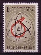 BELGIEN MI-NR. 1438 POSTFRISCH(MINT) MITLÄUFER 1966 - EUROCHEMIC In MOL - Europäischer Gedanke