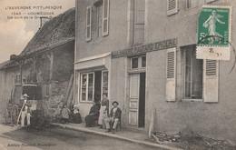15 ROUMEGOUX  Boulangerie Epicerie PAUTARD - Otros Municipios