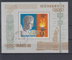 Ungarn Michel Cat.No. Sheet  Used 69 - Blocks & Kleinbögen