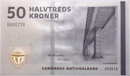 Danemark - 50 Kroner - 2009 - PICK 65a.1 - NEUF - Denemarken
