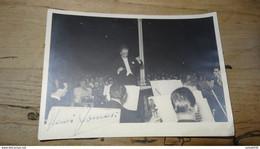 Photo Dédicacée Chef D'orchestre Henri TOMASI à Vichy En 1949 ............ Caisse2 - Unclassified