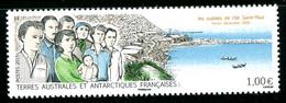 TAAF - 2015 - Les Oubliés De L'Ile Saint Paul - NEUF Sans TC - No 750 - Cote 2,00 € - Nuevos