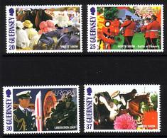 GUERNSEY MI-NR. 782-785 POSTFRISCH(MINT) EUROPA 1998 - FESTE Und FEIERTAGE - Guernsey
